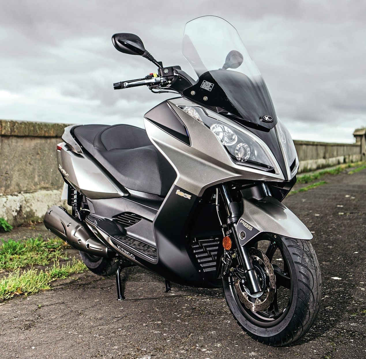Kymco downtown photo - 4