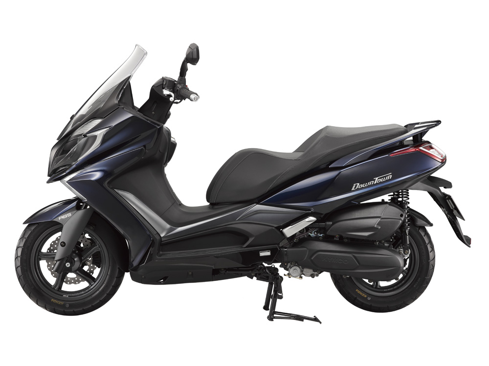Kymco downtown photo - 5