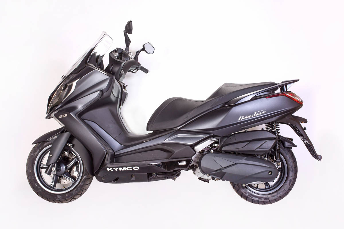 Kymco downtown photo - 6