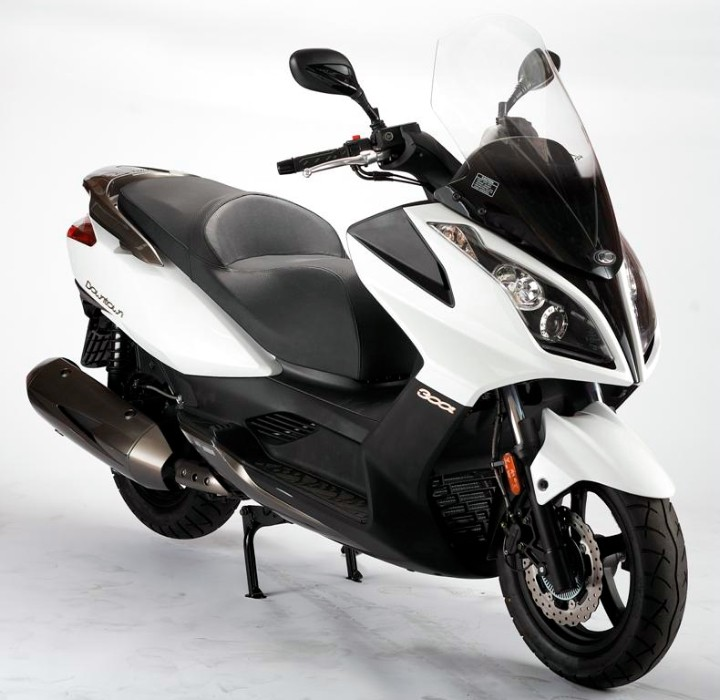 Kymco downtown photo - 7