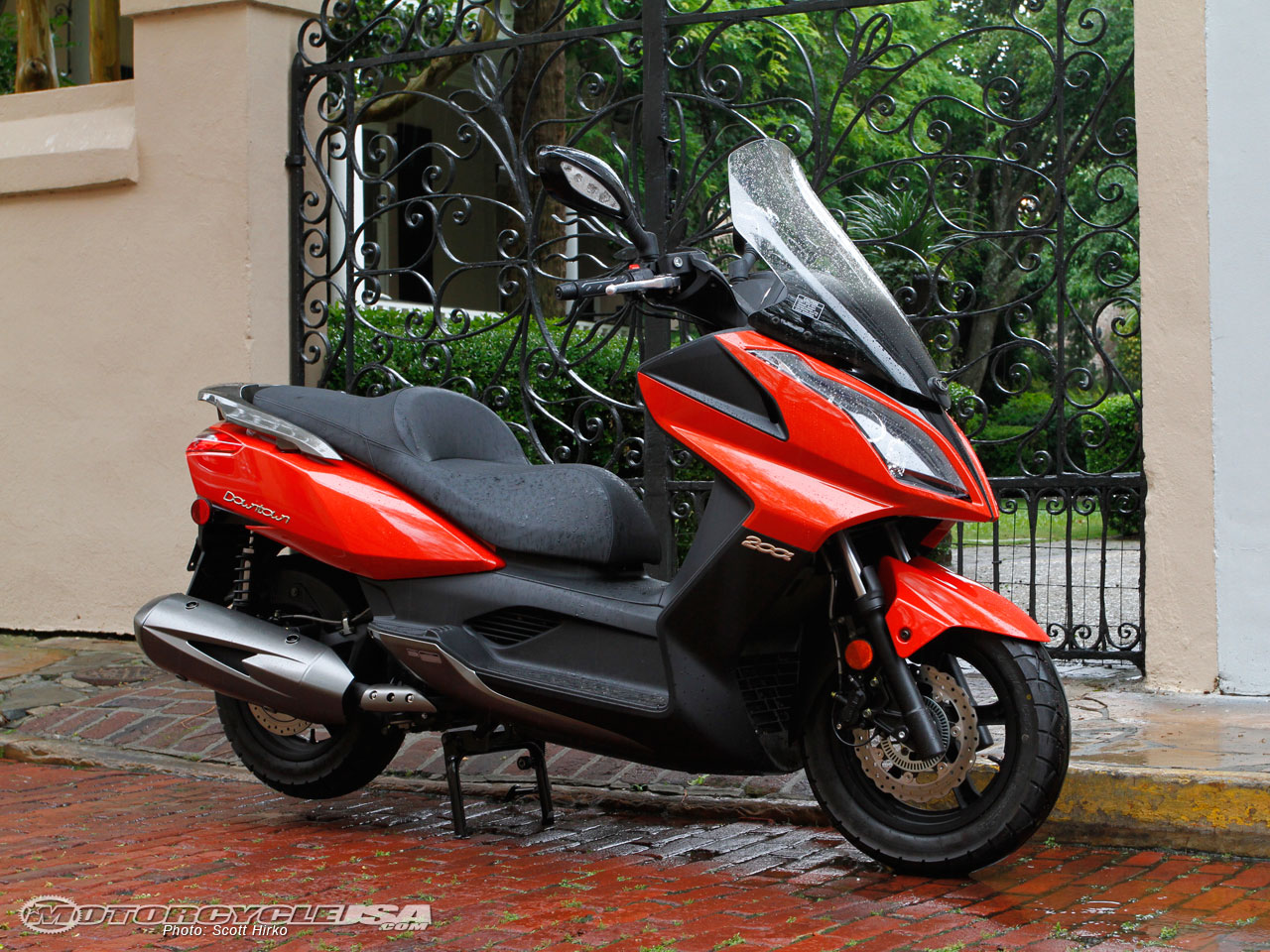 Kymco downtown photo - 8