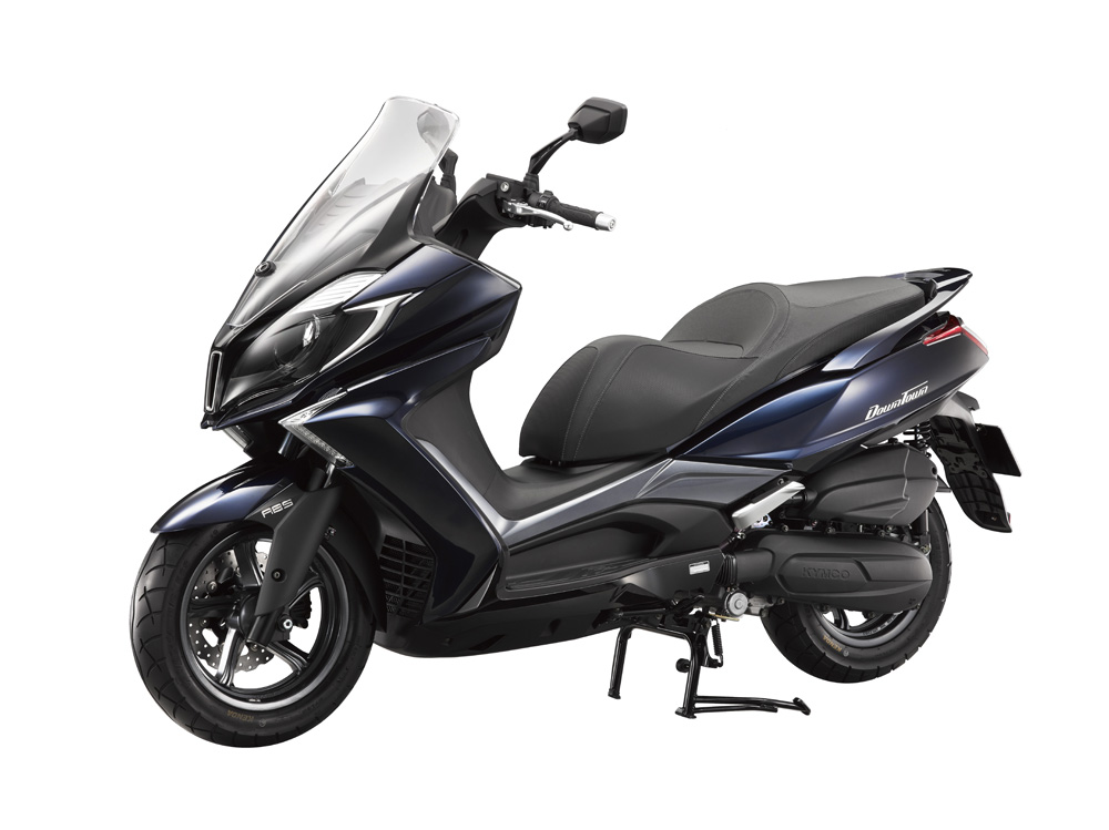 Kymco downtown photo - 9
