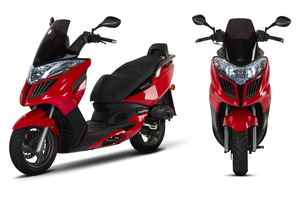 Kymco g-dink photo - 7