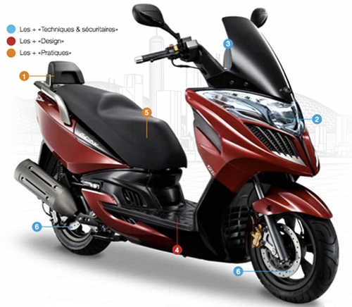 Kymco g-dink photo - 8