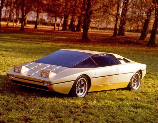 Lamborghini bravo photo - 6