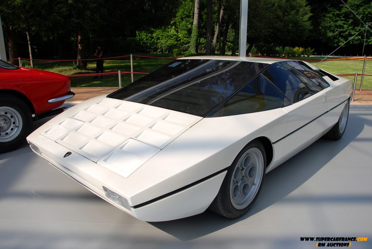 Lamborghini bravo photo - 9