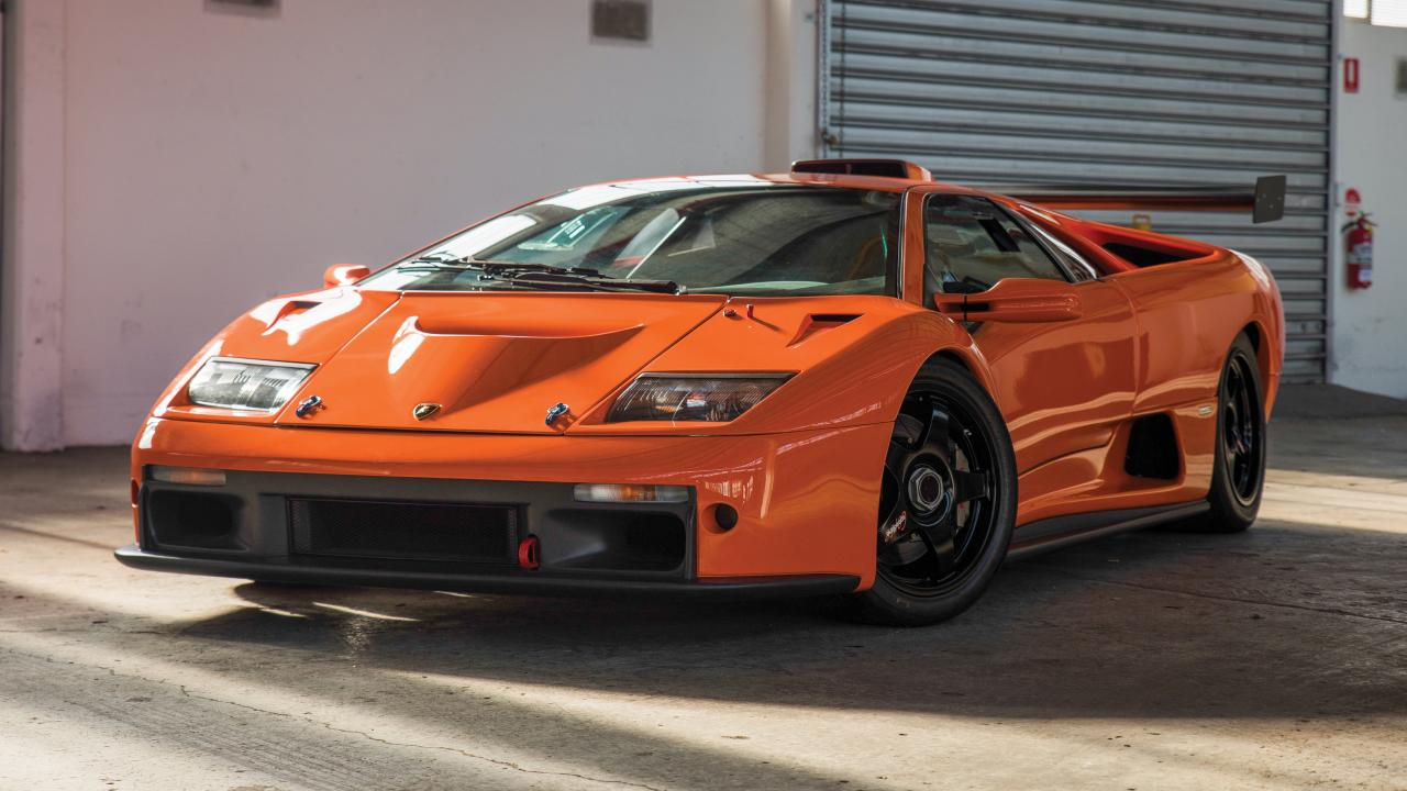 Lamborghini diablo photo - 2