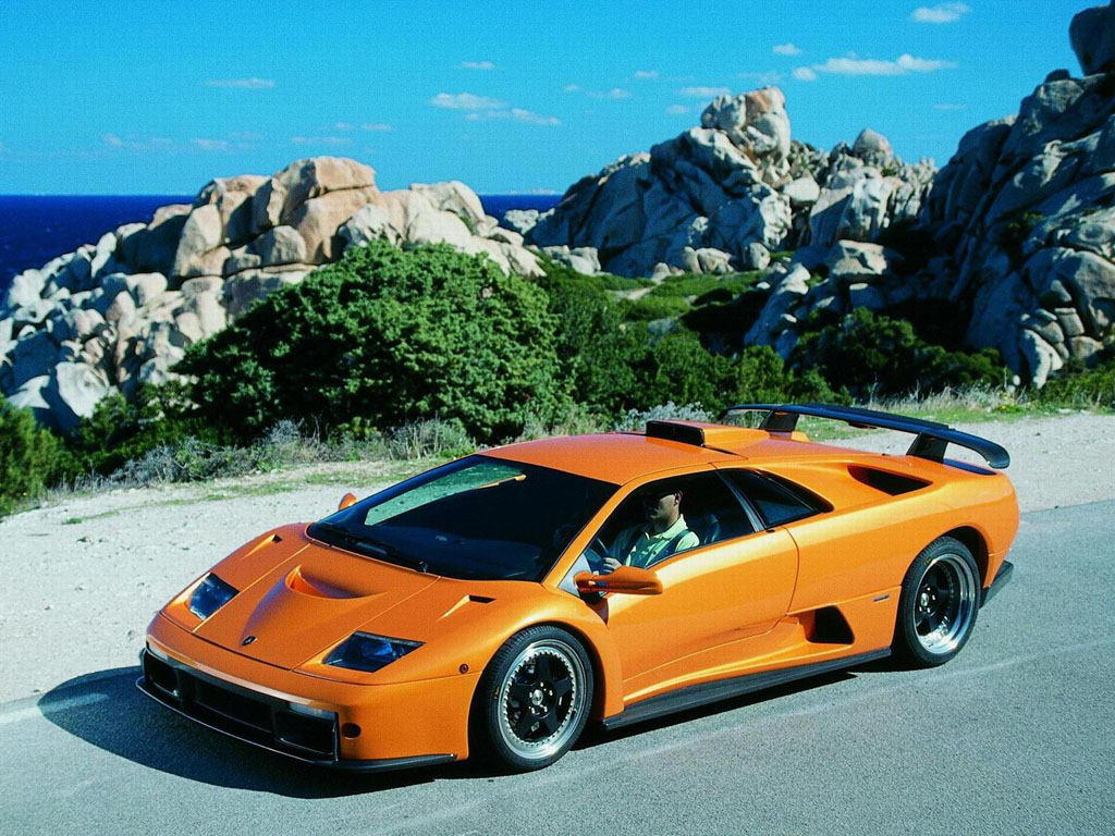 Lamborghini diablo photo - 3
