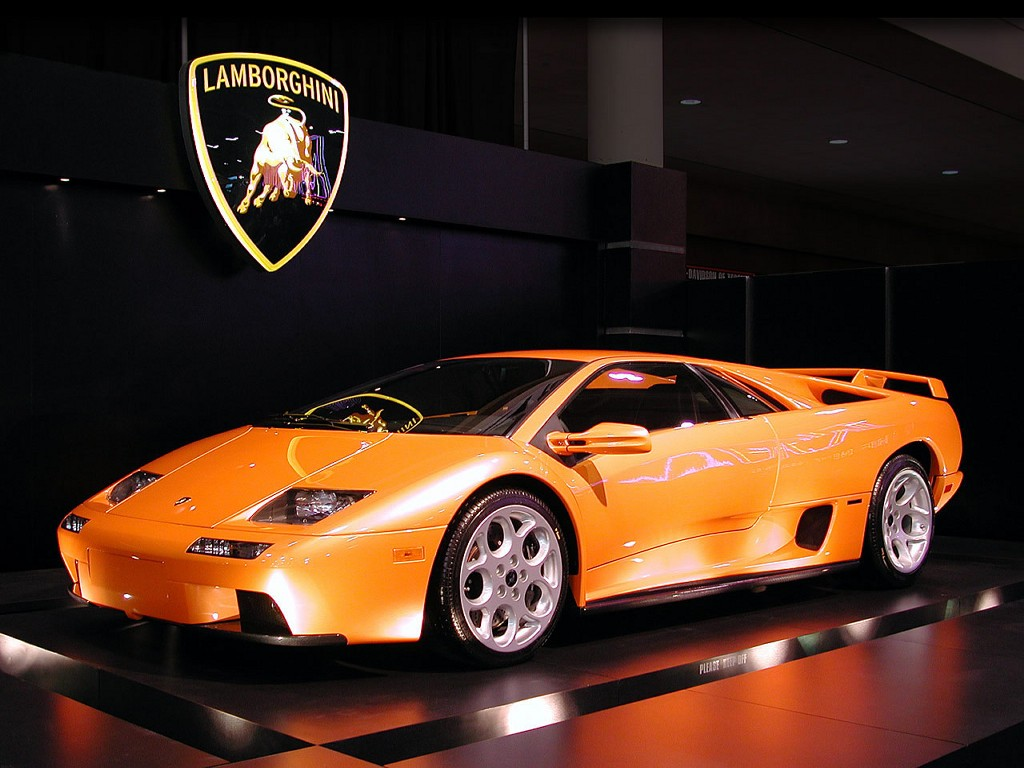 Lamborghini diablo photo - 5