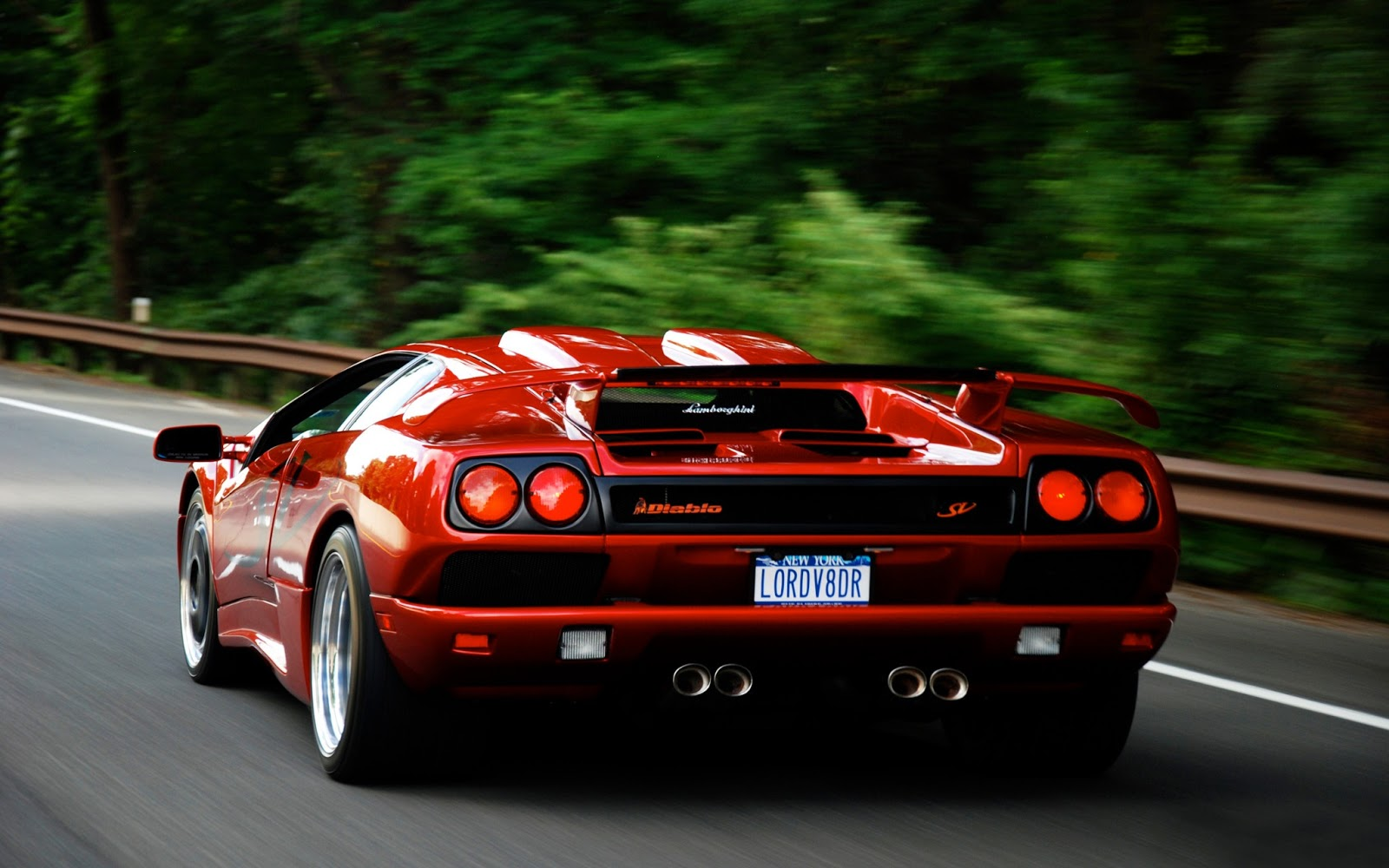 Lamborghini diablo photo - 7