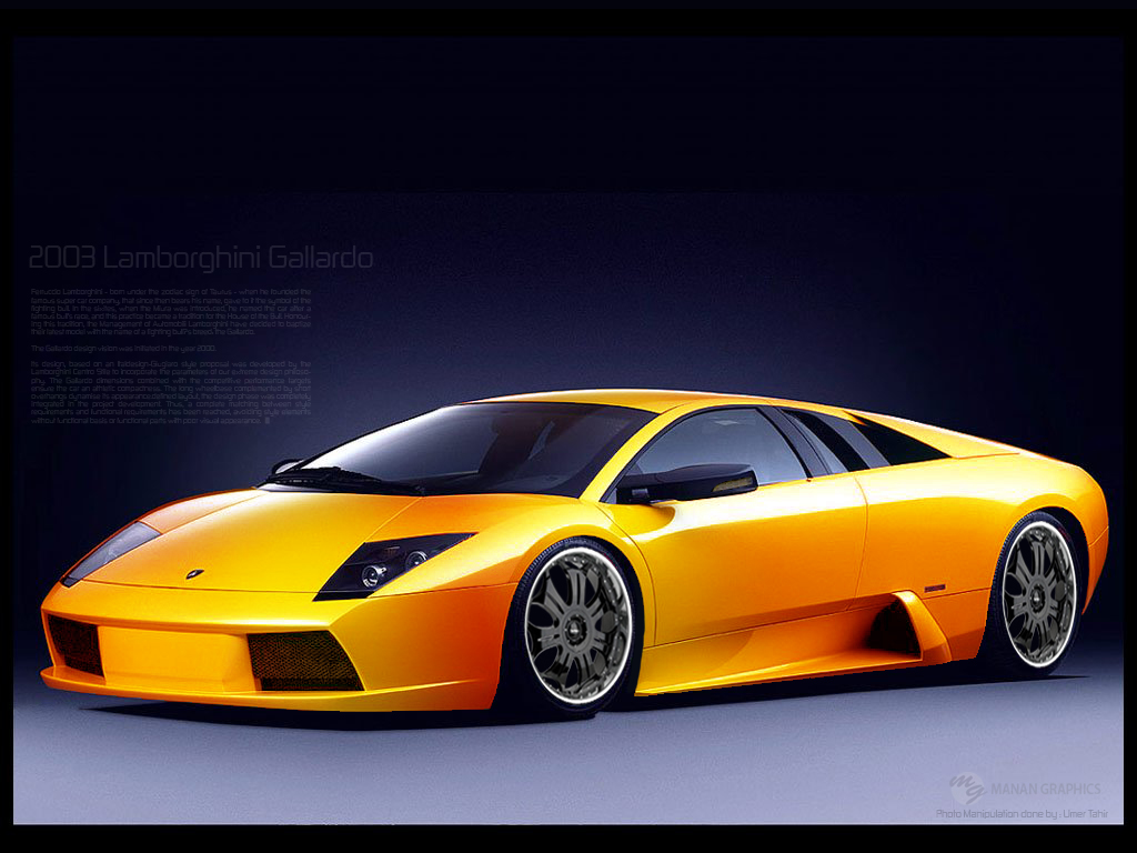 Lamborghini project photo - 6