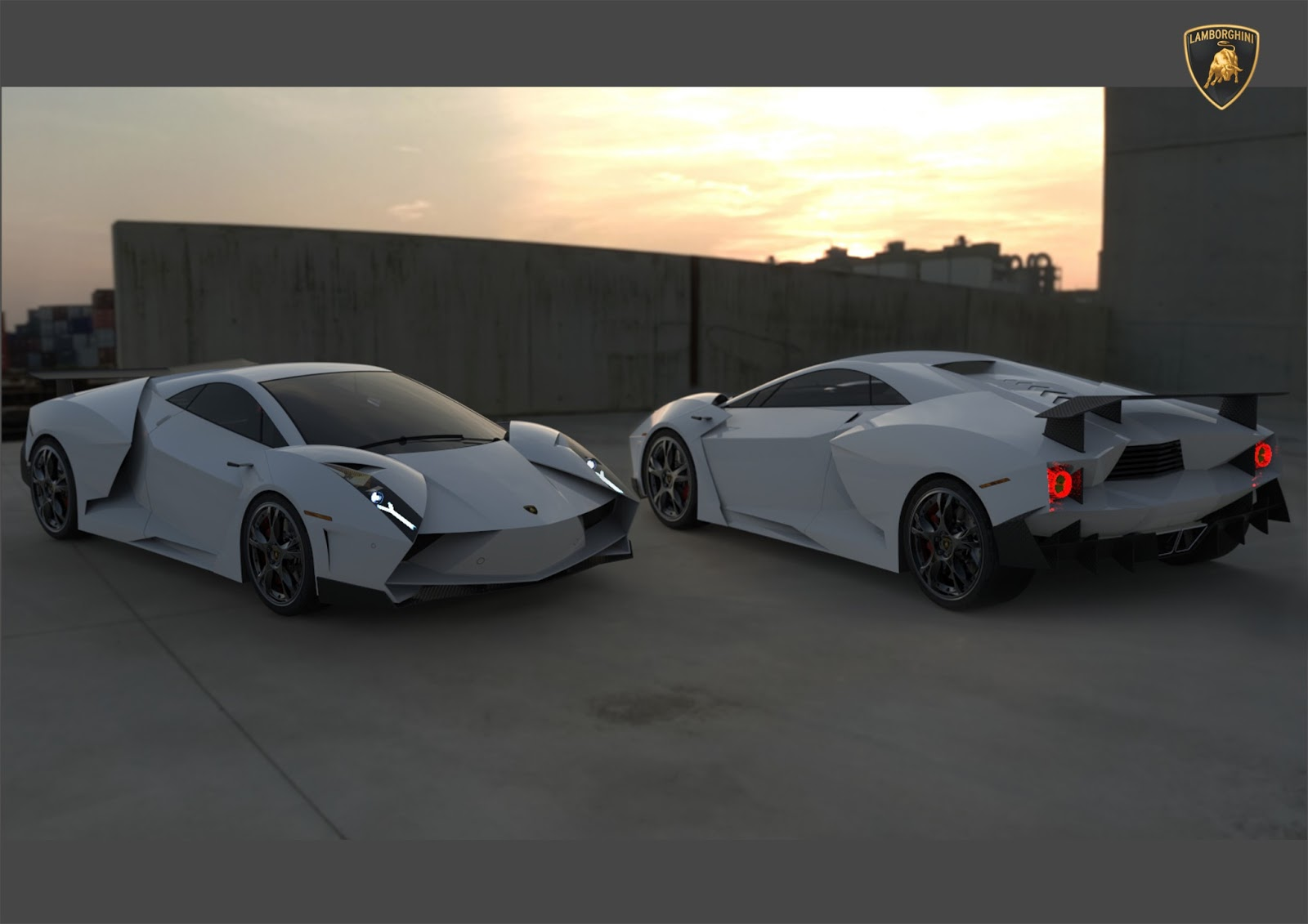 Lamborghini project photo - 9