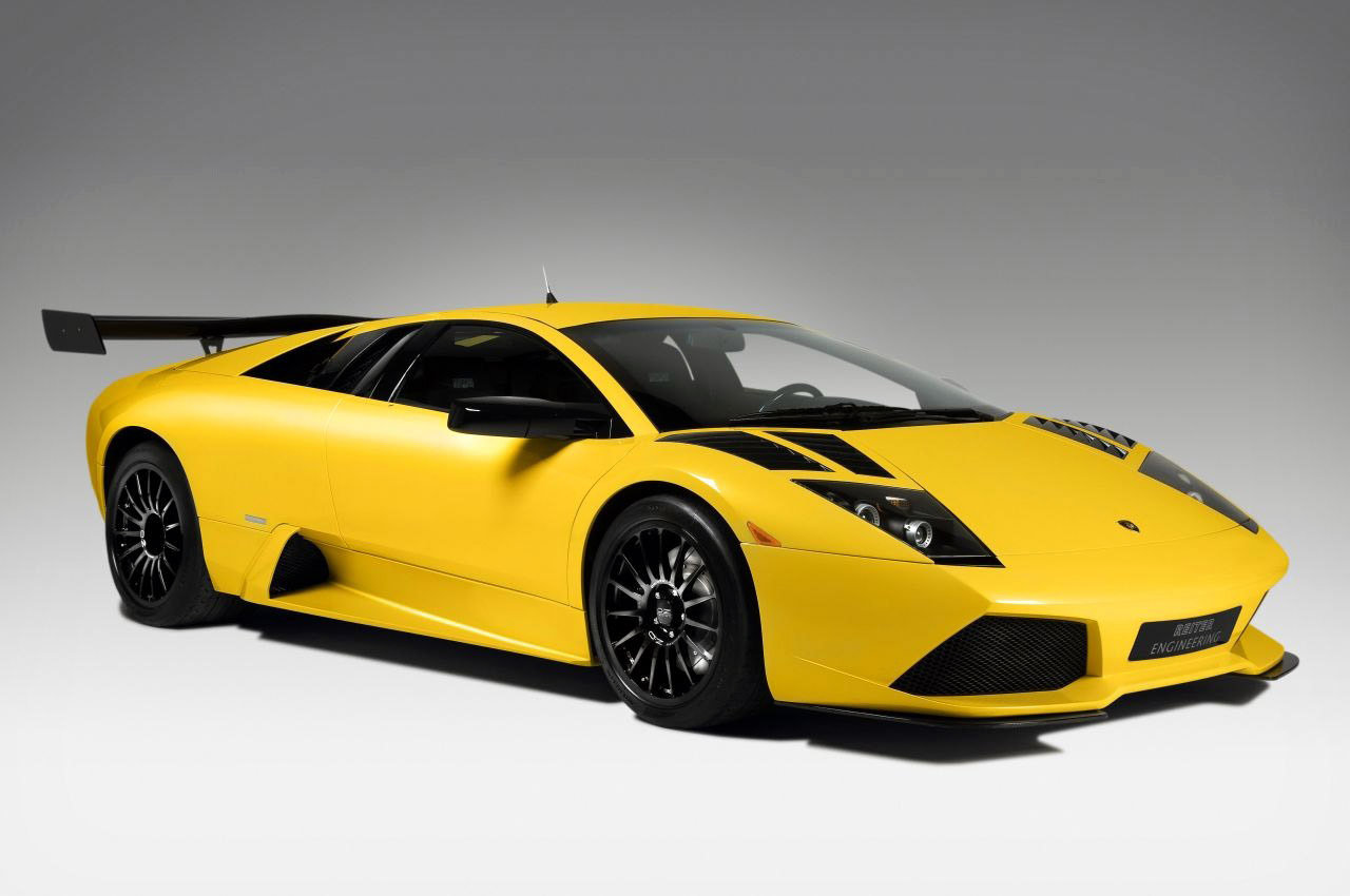 Lamborghini r photo - 3