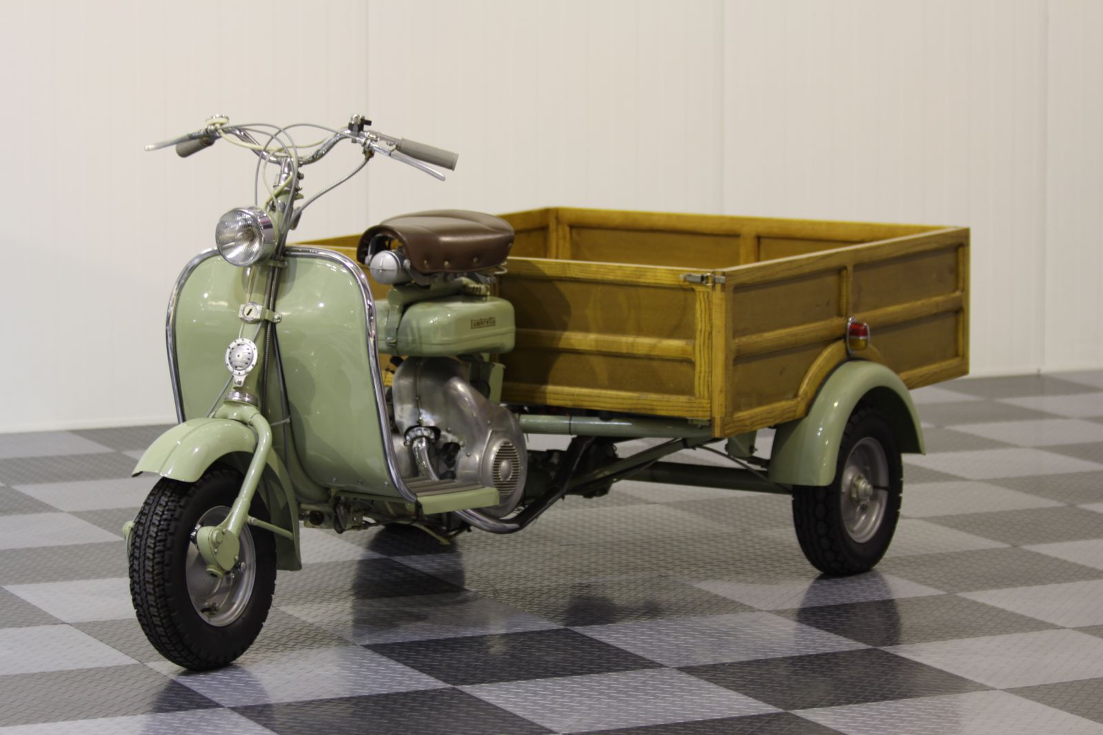 Lambretta fd photo - 1