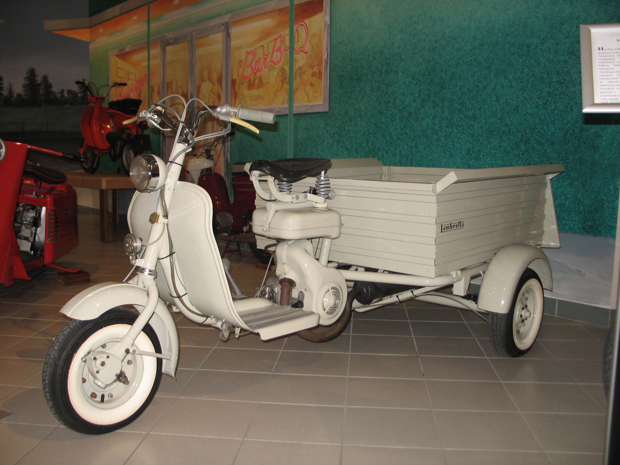 Lambretta fd photo - 10