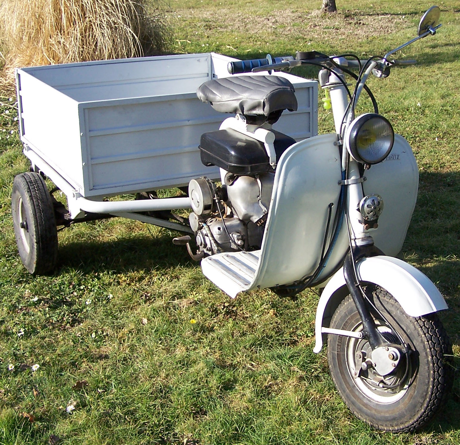 Lambretta fd photo - 4