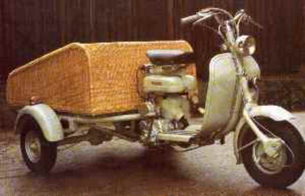 Lambretta fd photo - 9