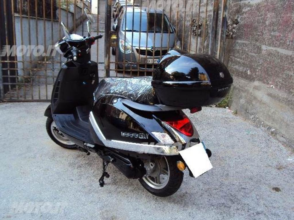 Lambretta pato photo - 10