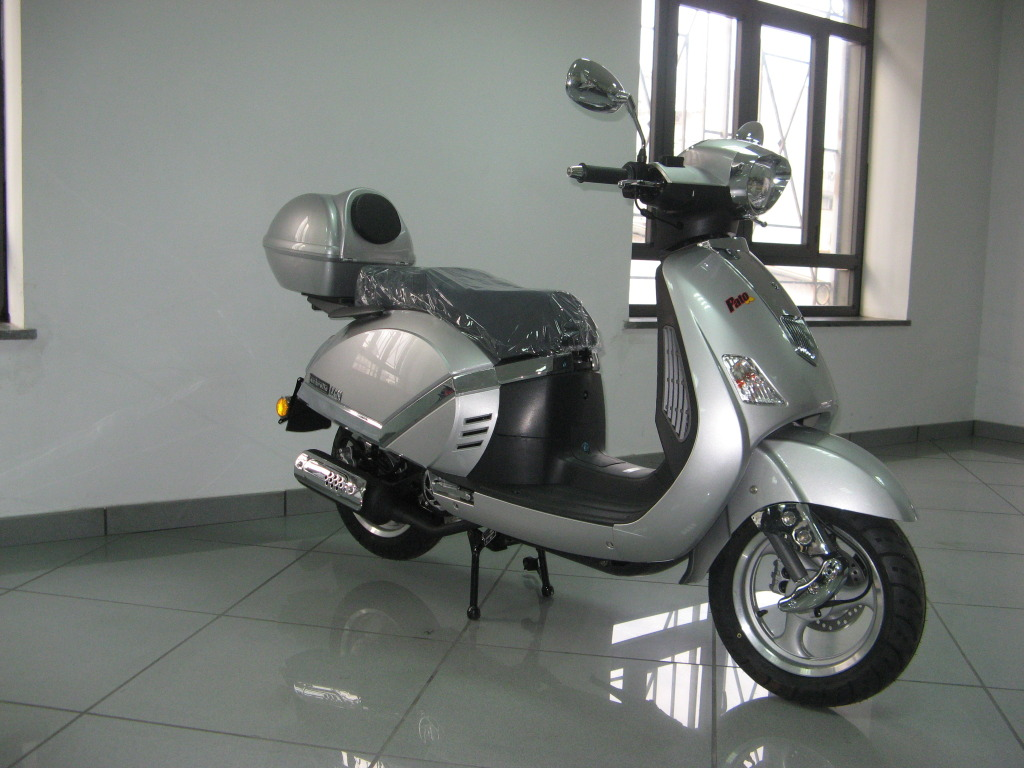 Lambretta pato photo - 5