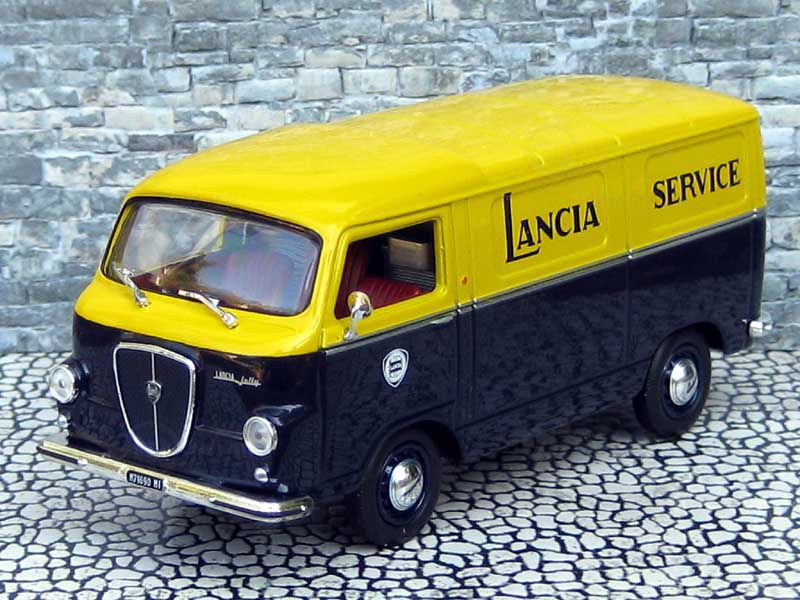 Lancia jolly photo - 10