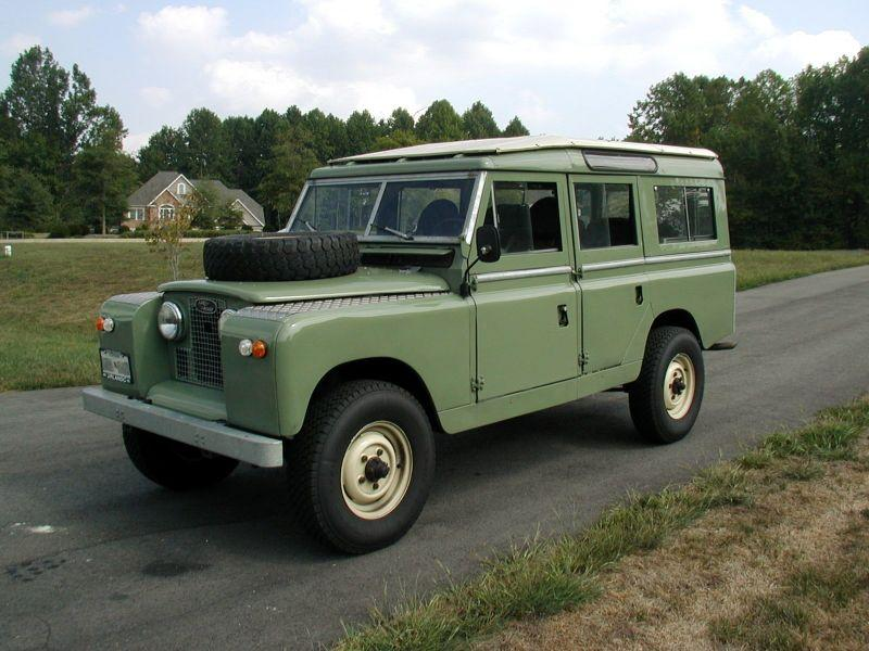 Land-rover 109 photo - 1