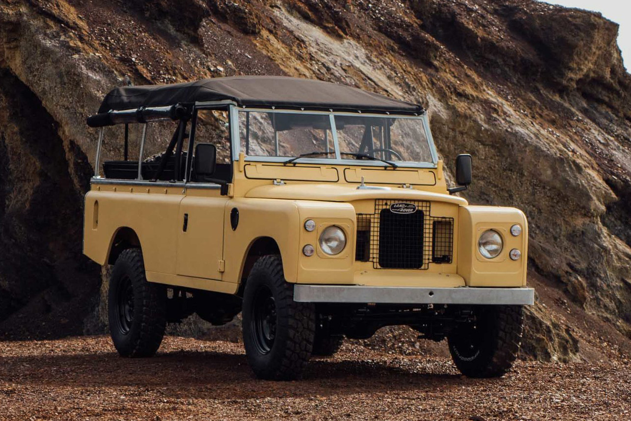 Land-rover 109 photo - 5