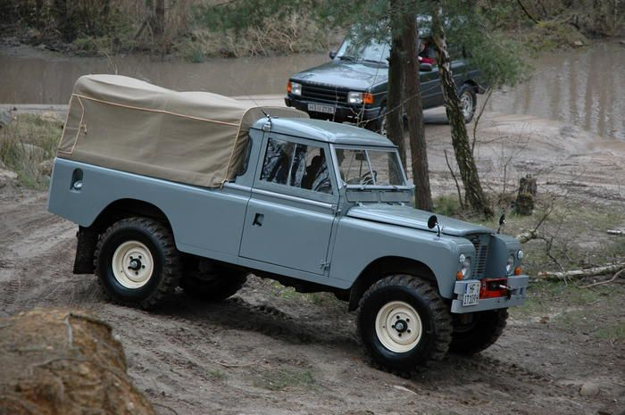 Land-rover 109 photo - 6