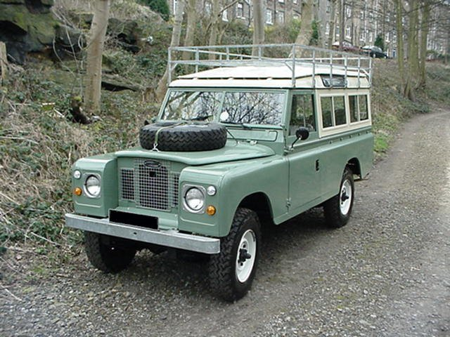 Land-rover 109 photo - 7