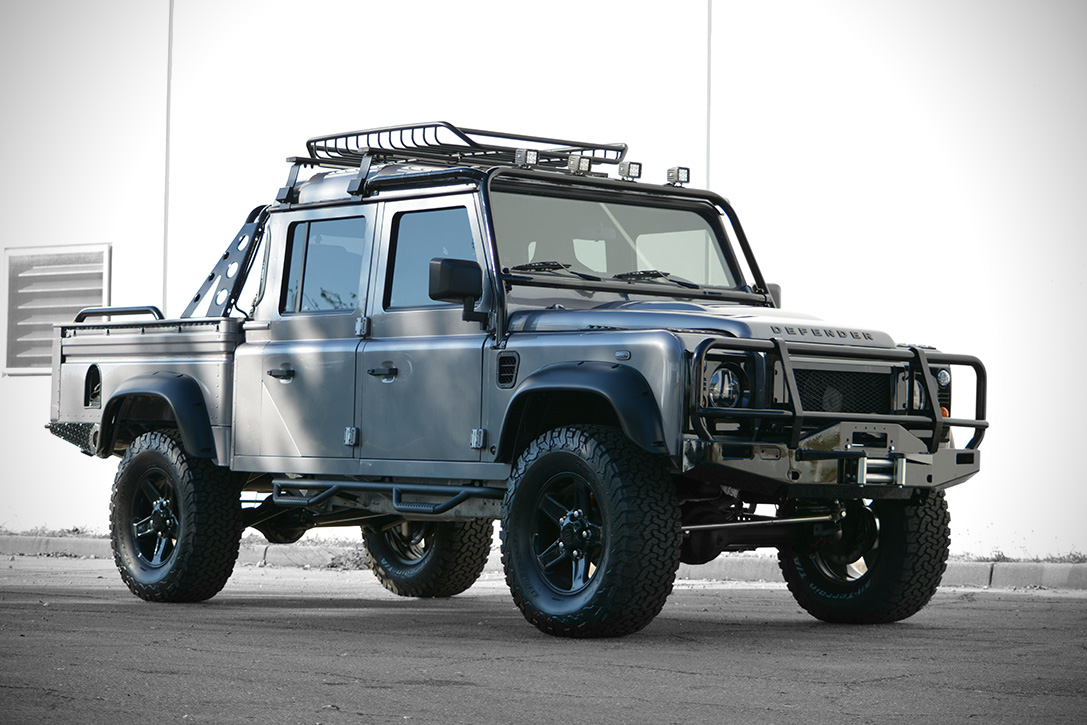 Land-rover 130 photo - 5