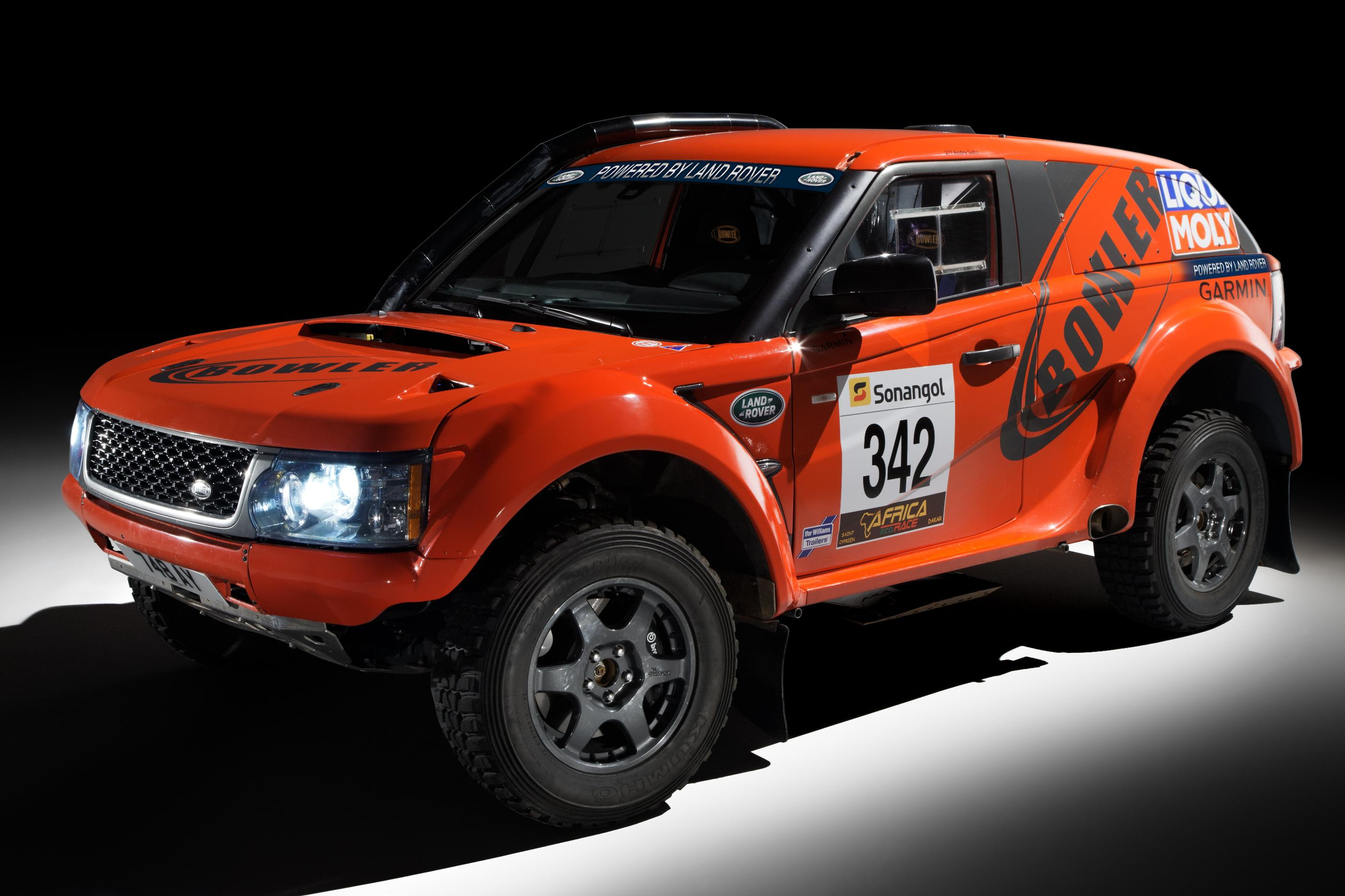 Land rover bowler photo - 1