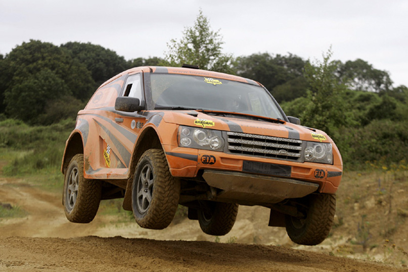 Land rover bowler photo - 6