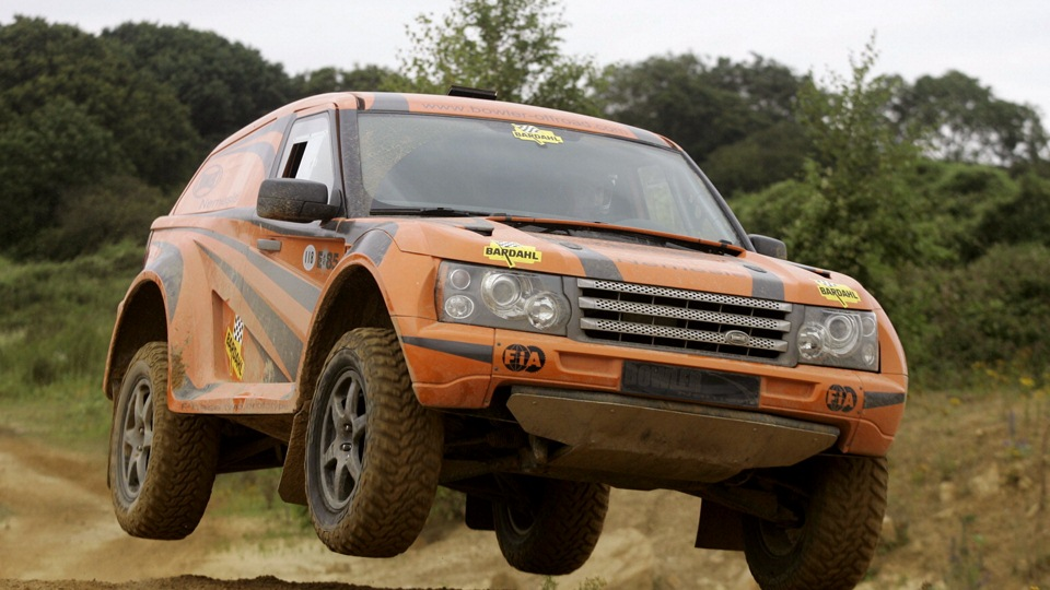 Land rover bowler photo - 8