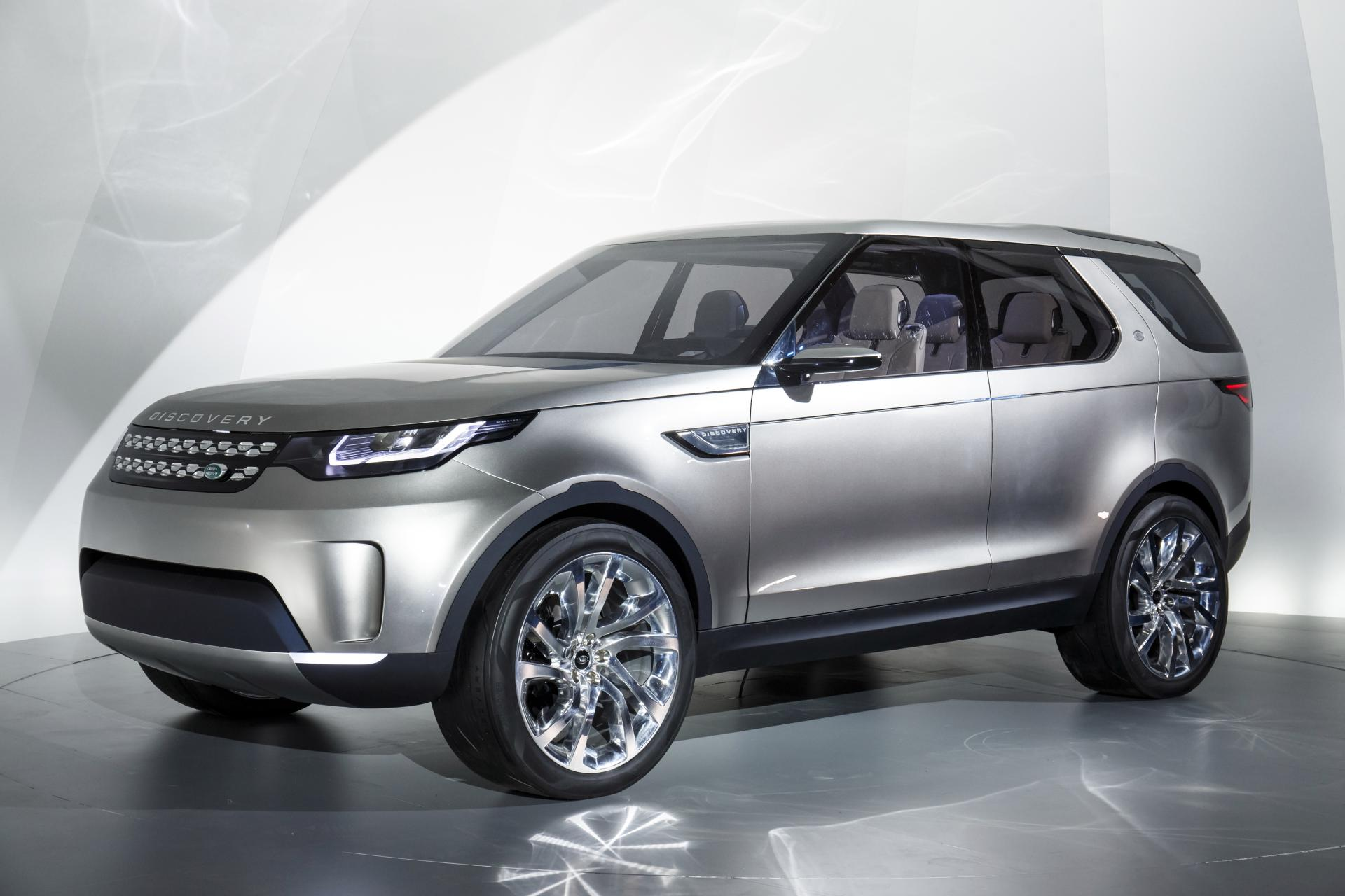 Land rover concept photo - 10