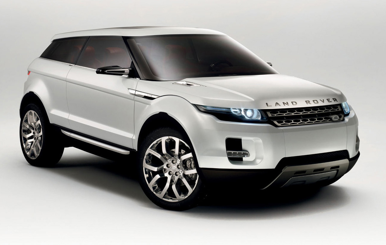 Land rover concept photo - 5