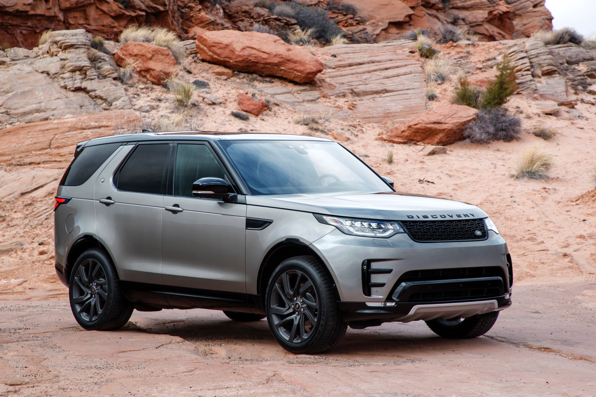 Land-rover discovery photo - 10