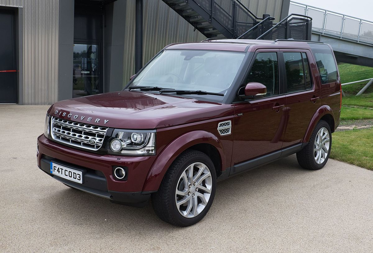 Land rover discovery photo - 4