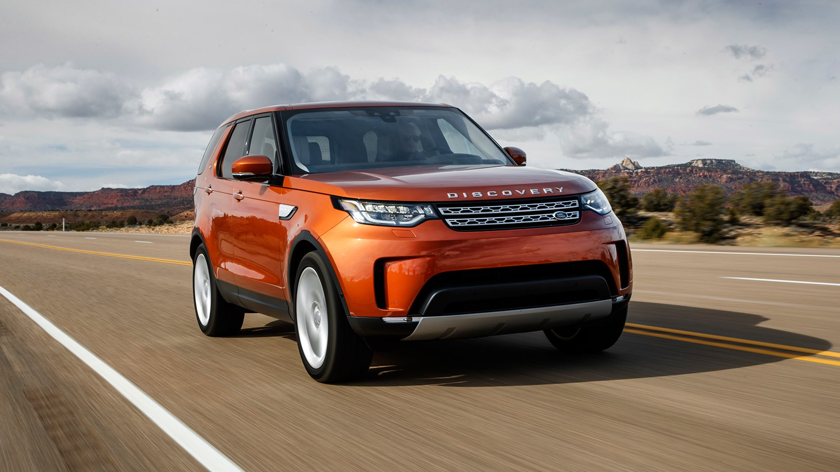 Land rover discovery photo - 5