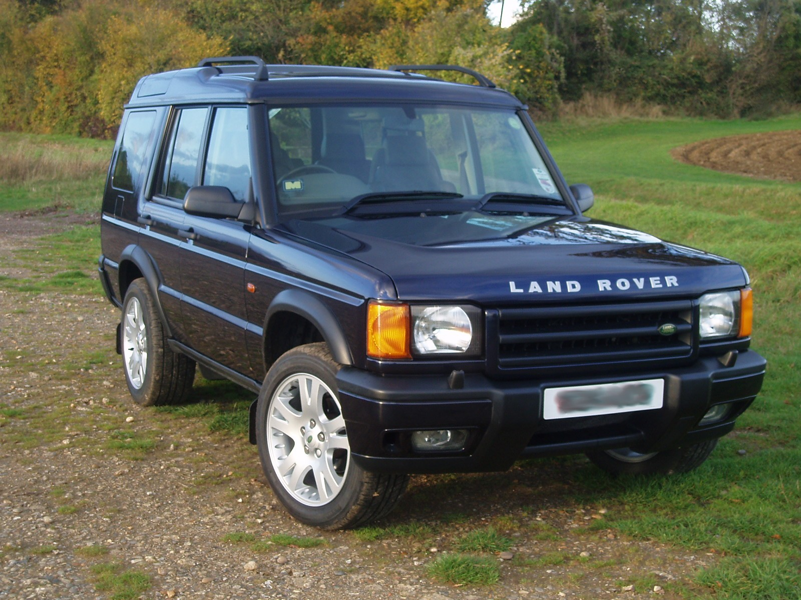 Land-rover discovery photo - 5