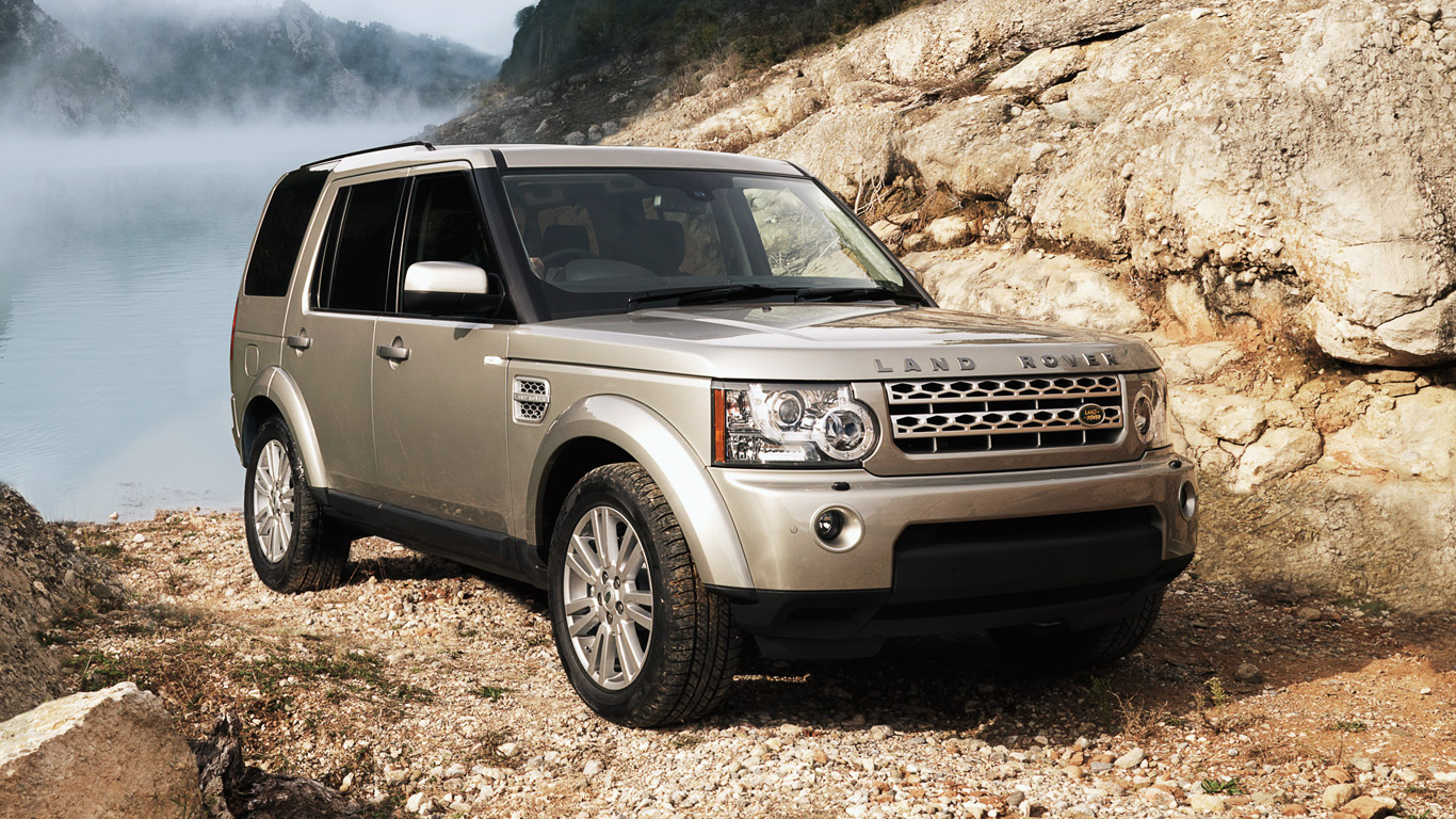 Land-rover discovery photo - 6
