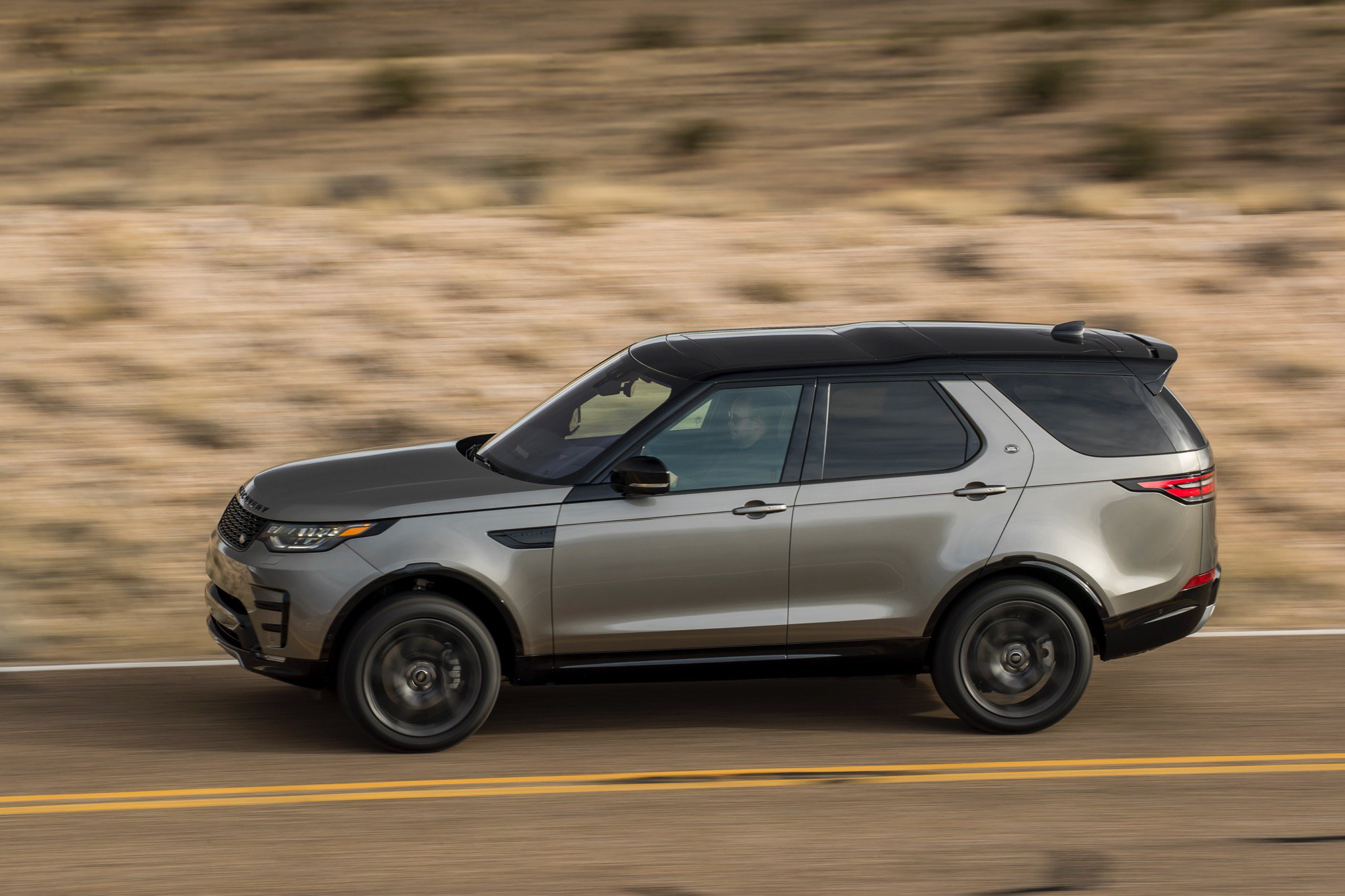 Land rover discovery photo - 6