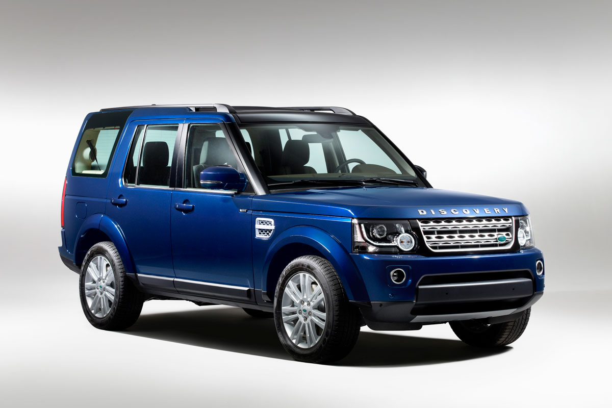 Land-rover discovery photo - 9