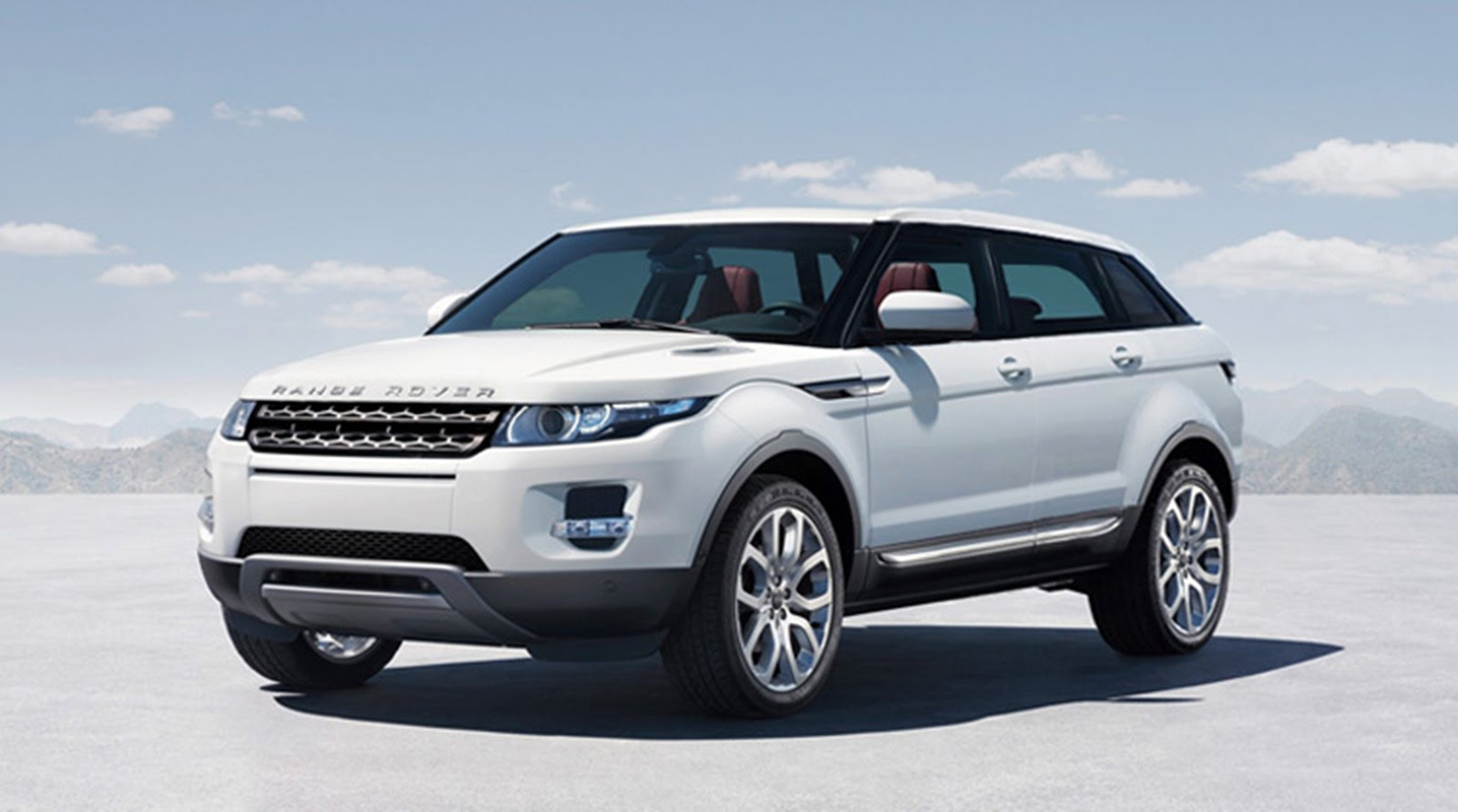Land-rover evoque photo - 2