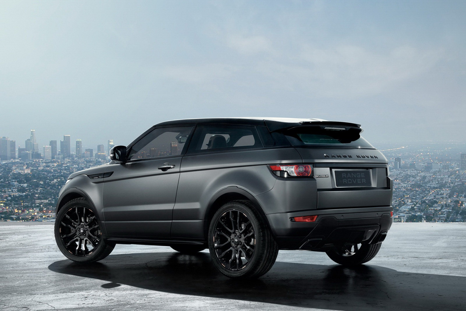 Land-rover evoque photo - 4