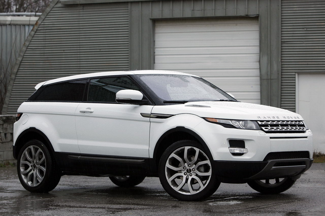 Land-rover evoque photo - 6