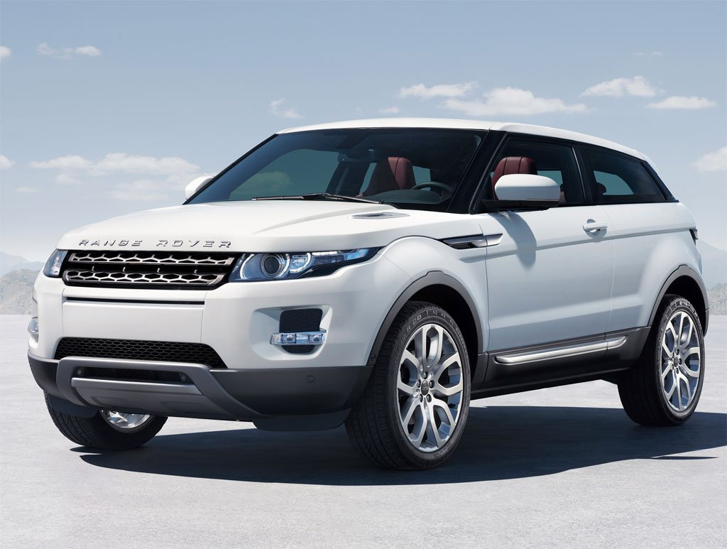 Land-rover evoque photo - 7