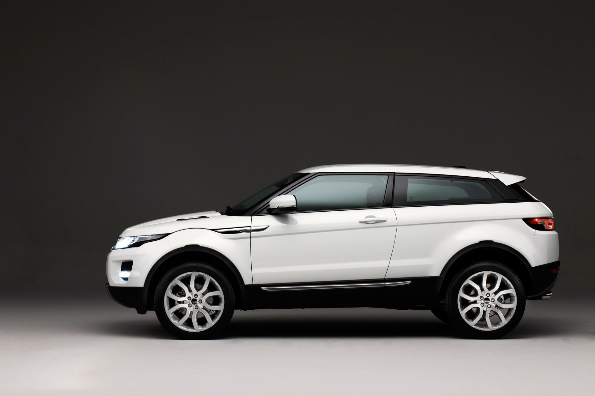 Land-rover evoque photo - 8