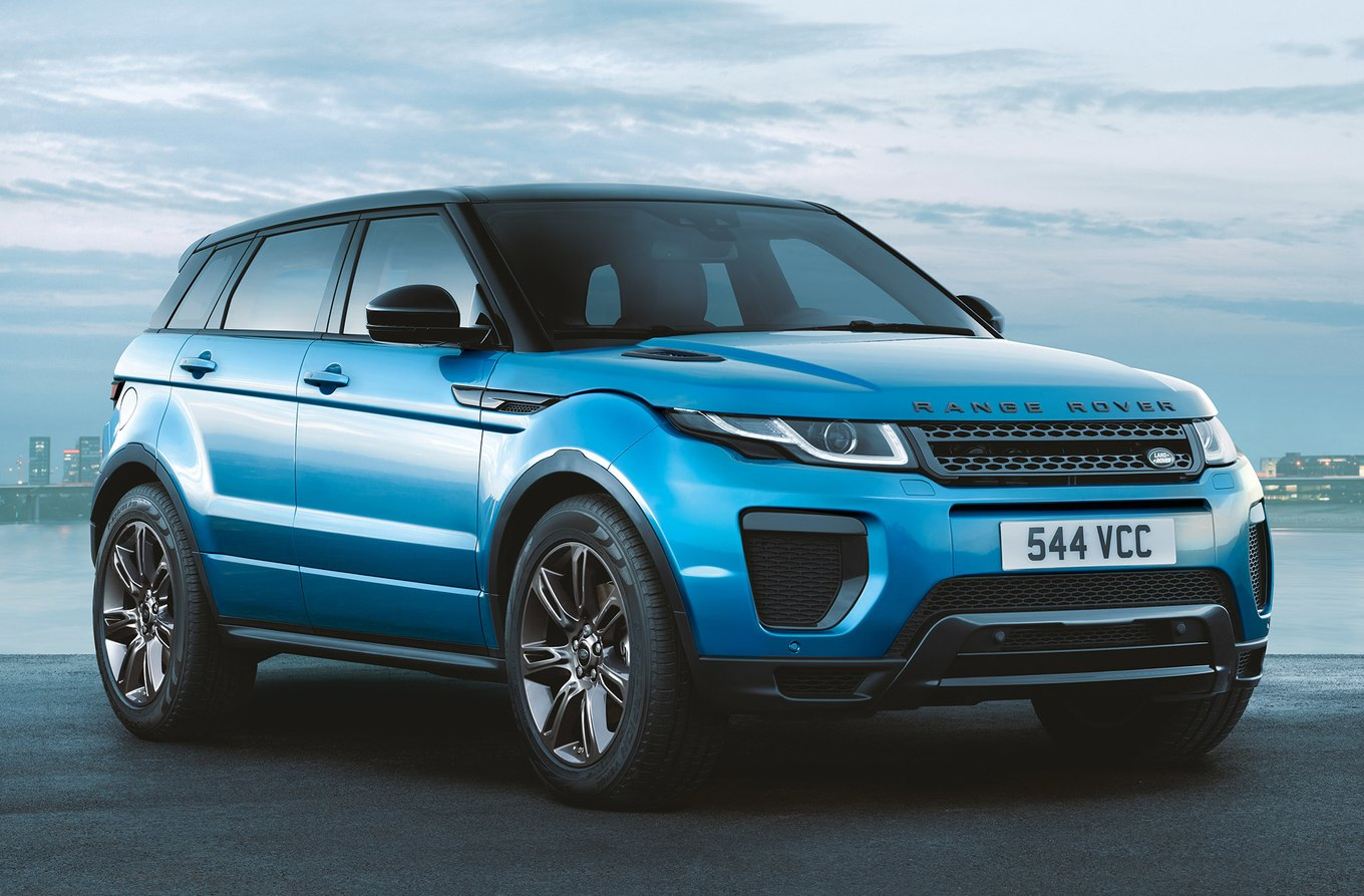 Land-rover evoque photo - 9