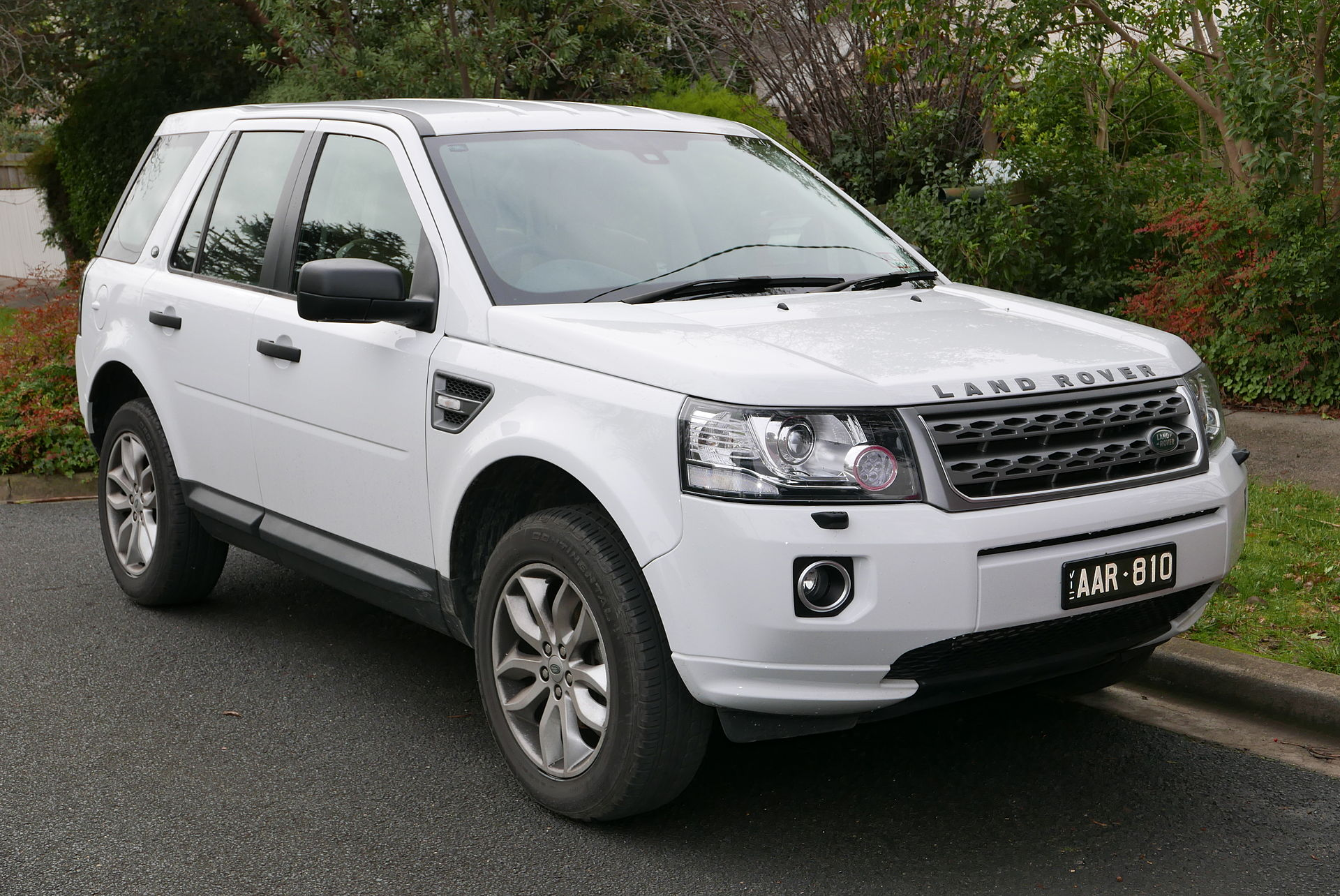 Land rover freelander photo - 1