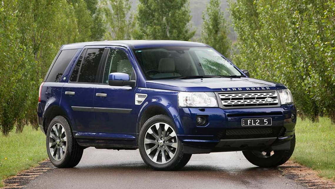 Land rover freelander photo - 10