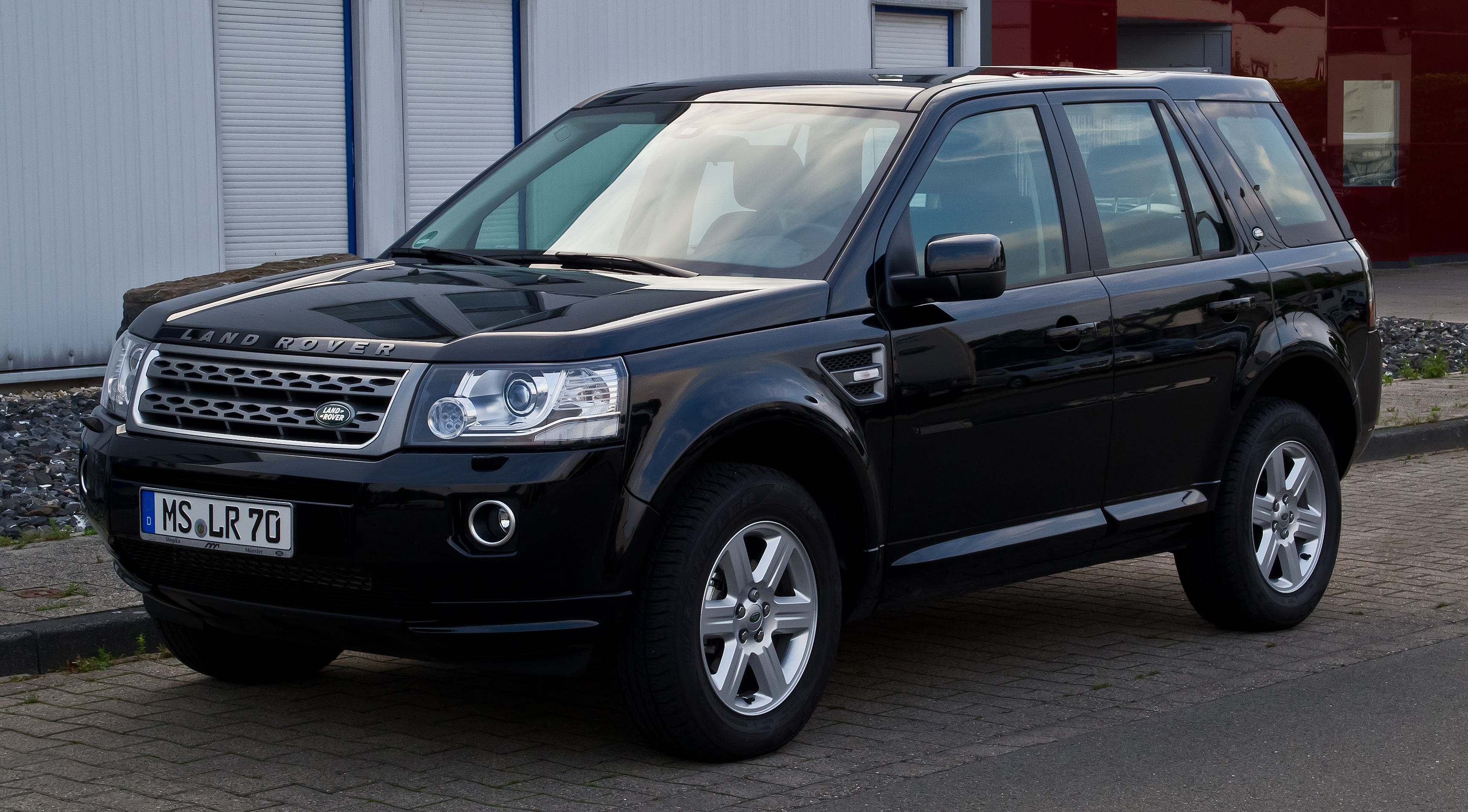 Land rover freelander photo - 2